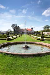 Schloss Hundisburg, Sachsen-Anhalt, Deutschland