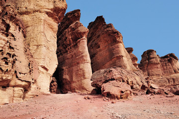 Timna Park and King Solomon's Mines - Israel