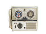 Mini Old Tape Recorder 02