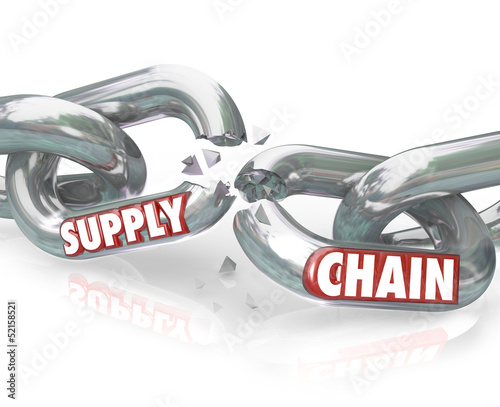 Supply Chain Broken Links Severed Relationships