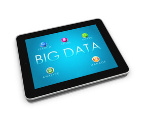 BIG DATA Tablet 2