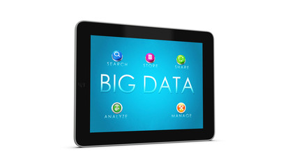 BIG DATA Tablet 1