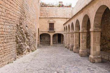 Almudaina Palace in Ibiza Town, Spain