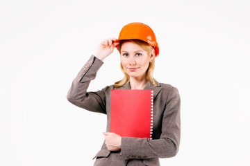 Женщина начальник, архитектор