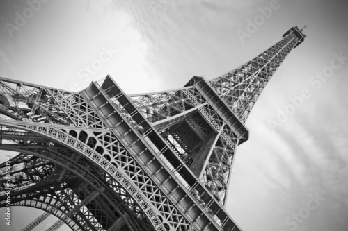 The Eiffel Tower, Paris - 52165394