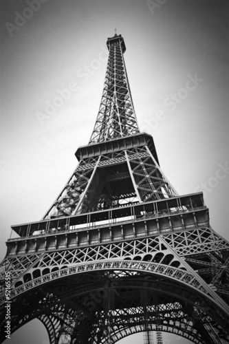 The Eiffel Tower, Paris, France - 52165515