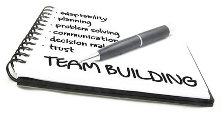 Team Building Graph