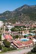 Town of Oludeniz, Turkish Riviera