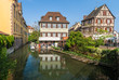 Small Venice district of Colmar - Alsace, France