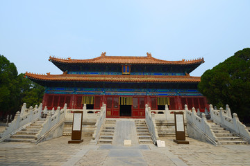 Beijing Ming Tombs Mausoleum