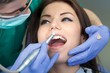 Professional dental brushing