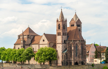 St. Stephan's Cathedral of Breisach -  Baden-Wurttemberg, German