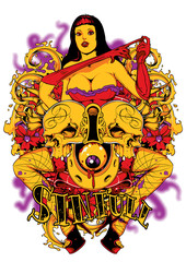 Sinful rockabilly