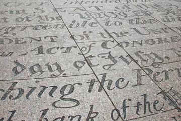 Washington Freedom Plaza writings