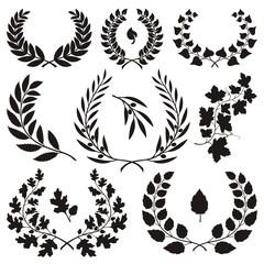 Wreath icons