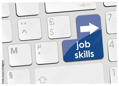 clavier job skills