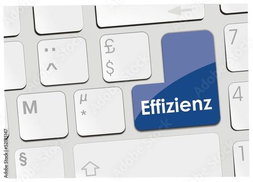 clavier effizienz