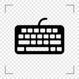 Computer keyboard Icon