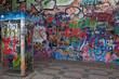 Prague's graffiti