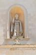 Church of St. Giovanni Evangelista. Lecce. Puglia. Italy.