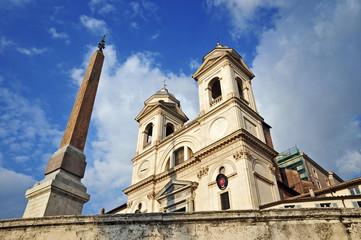 Roma, Trinità dei Monti