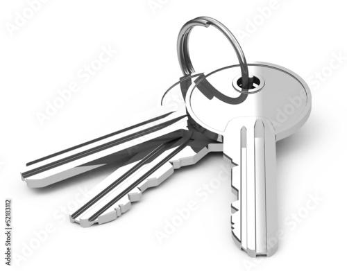 Der Schlüsselbund