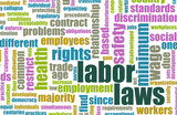 Labor Laws poster