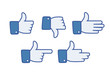 i like, like button set