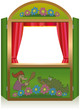 Punch and Judy Show ( Kasper Theater )