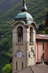 campanile di Faggeto Lario