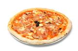 big fat italian bacon pizza