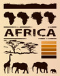 African travel design template