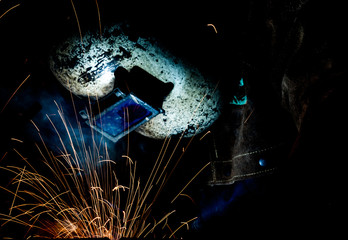 Welding - Long Exposure