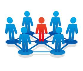 小規模のネットワーク