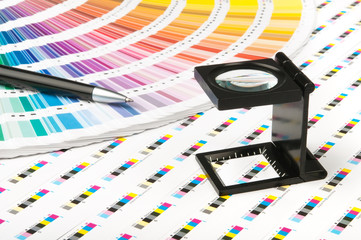 Color management in print production