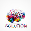 cerveau,solution