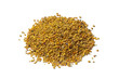 Heap of bee pollen