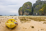 Maya Beach - Rainy Day in Phi Phi Leh