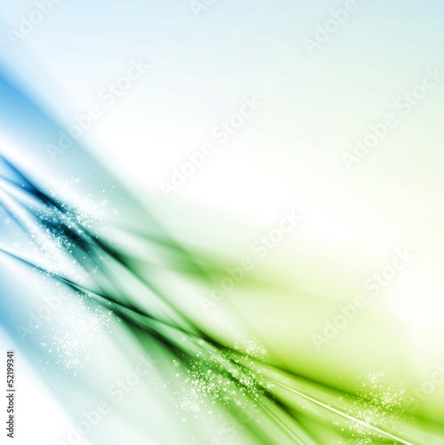 Colourful abstract vector background