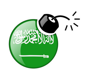 The Saudi Arabia flag
