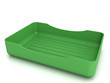 Plastic soap dish does not mirror surface №9