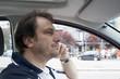Uomo alla guida