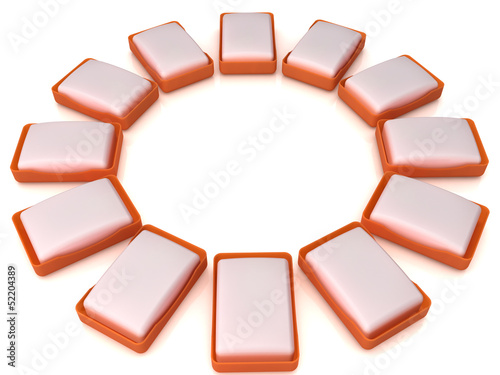 Plastic soap dish does not mirror surface №2