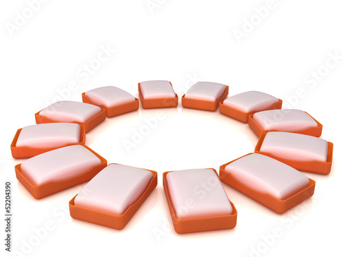 Plastic soap dish does not mirror surface №1