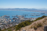 Scenic View in Cape Town, Table Mountain, South Africa poster