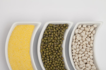mix from different beans