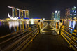 Singapore Marina bei Nacht - 52222542