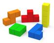 Die Puzzleteile