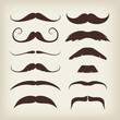 Vector Mustaches