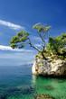 Fototapeten,kroatien,adriatisches meer,erstaunlich,fels